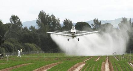Argentina primer puesto mundial de uso de plaguicidas