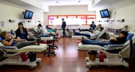 Argentina: El Hospital Garrahan lanzó una campaña de donación de sangre durante el verano