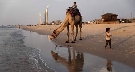 La contaminación en el agua origina el 25% de las enfermedades en Gaza