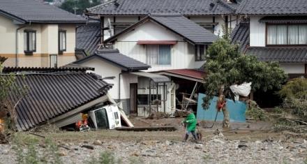Japón: Al menos 70 muertos por el tifón Hagibis