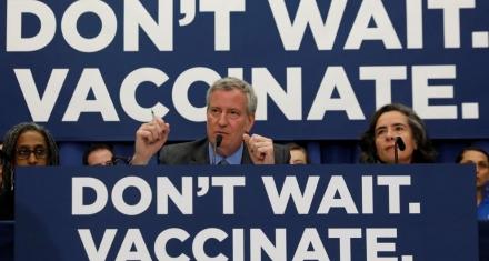 Nueva York: Emergencia sanitaria en partes de Brooklyn por la epidemia del sarampión