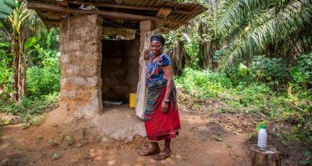 Tener un baño es imprescindible para salir de la pobreza