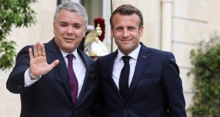 Colombia y Francia se unen en la lucha contra la crisis climática