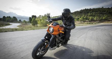 """""""LiveWire"""", la primera moto eléctrica de la historia"""