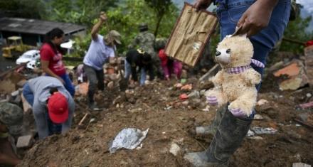 Colombia: Alerta roja en 10 departamentos