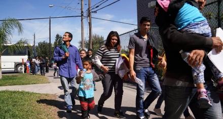Inmigrante mexicano muere detenido tras cruzar la frontera con Texas