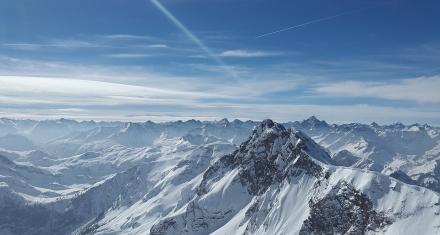 El futuro de los glaciares de los Alpes