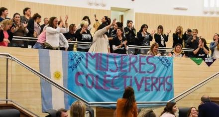 La ciudad de Rosario aprobó la paridad de género para choferes de colectivo