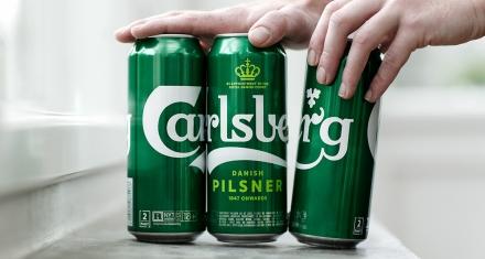 """Una cerveza danesa eliminará los anillos plásticos de sus """"six-pack"""""""
