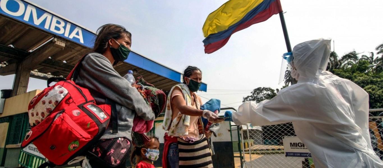 COLOMBIA-VENEZUELA-HEALTH-VIRUS