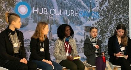 Finaliza el foro de Davos con la decepción de los activistas