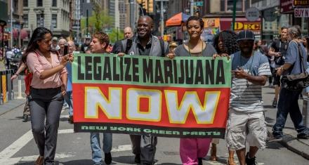 Nueva York: Se abre la vía para legalizar el consumo recreativo de marihuana