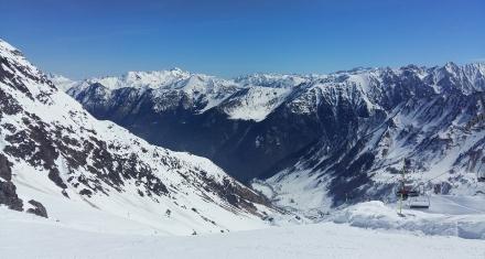 Europa: Diversos informes documentan que las cumbres de sus montañas pierden su nieve