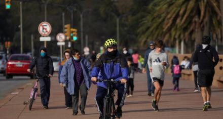 Argentina: En Mendoza subirán el plus por ir a trabajar en bicicleta a los empleados de un municipio