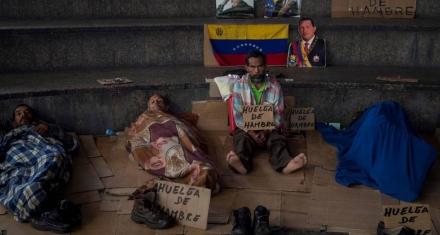 Según la ONU 4 millones de venezolanos salieron del país desde 2015