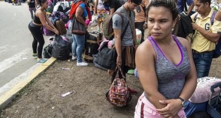 Según la ONU hay más de 70 millones de desplazados en el mundo