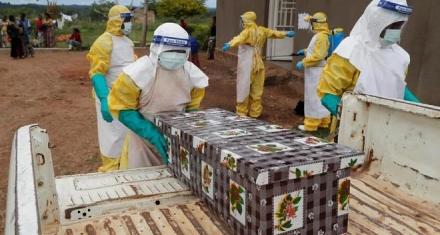La guerra del Congo impide contener el ébola