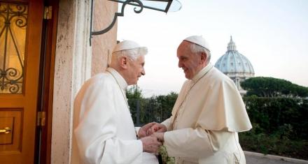 Benedicto XVI denuncia la histórica protección a los religiosos pedófilos por parte de la Iglesia