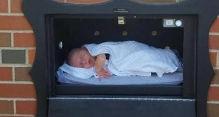 Estados Unidos: Polémicos buzones para abandonar recién nacidos
