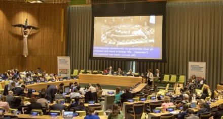 Según la ONU, hay que intensificar el trabajo para conseguir un mundo sostenible en 2030