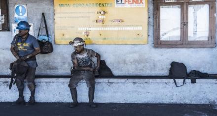 El negocio del carbón mexicano