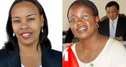 Women make up 52% of the cabinet in Rwanda