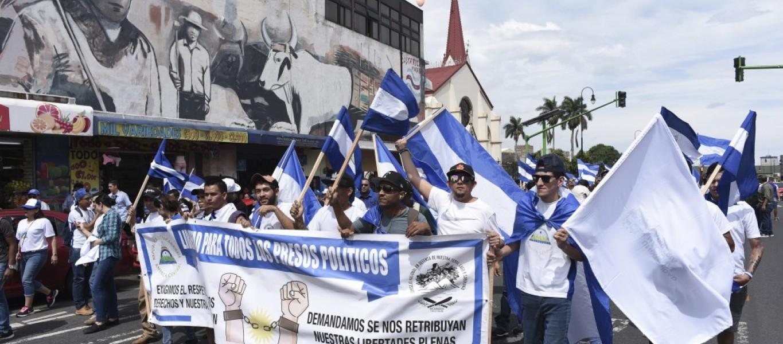 Costa Rica Nicaragua Political Crisis