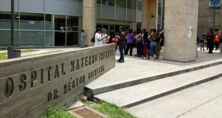 Le realizaron la cesárea a la niña de 12 años violada en Jujuy