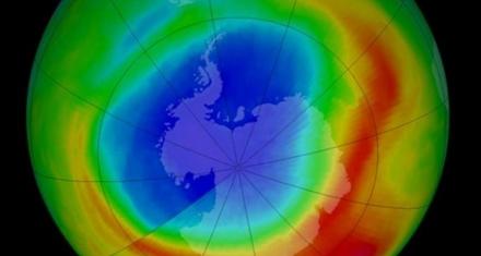 China: Gases prohibidos que destruyen la capa de ozono