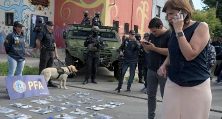 Argentina: Las políticas contra la inseguridad que propone el Gobierno en el inicio del año electoral