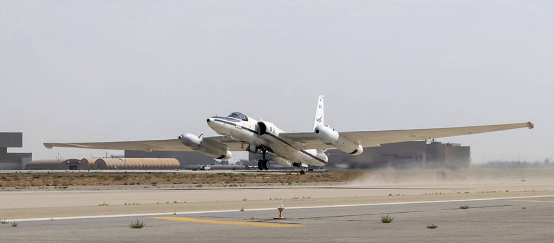ER-2 N809NA DCOTSS Science Flight