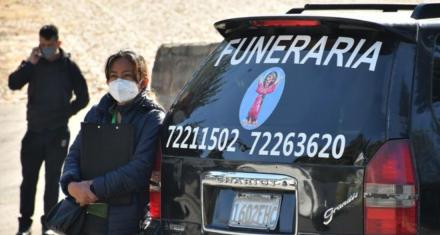 Bolivia: Los fallecidos por coronavirus colapsan los cementerios