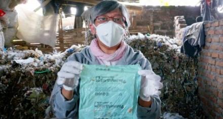 Indonesia: Por la contaminación plástica se está envenenando la cadena alimentaria