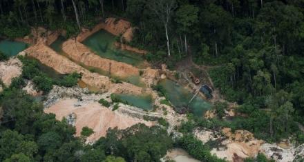 Amazonía: La minería afecta al 31% del territorio indígena