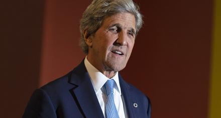 John Kerry ve crucial la cooperación entre EE. UU. y China en la crisis climática
