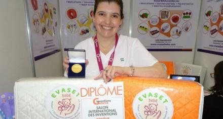 Pediatra argentina primer puesto en un concurso en Suiza