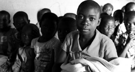 Hunger kills more children in Africa than anything else