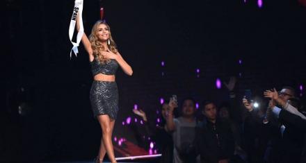 Ángela Ponce, la modelo y activista trans española eliminada de Miss Universo