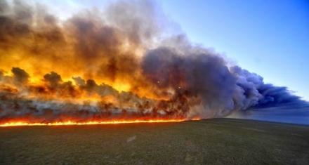 Brasil: La selva de la Amazonia arde a una velocidad récord