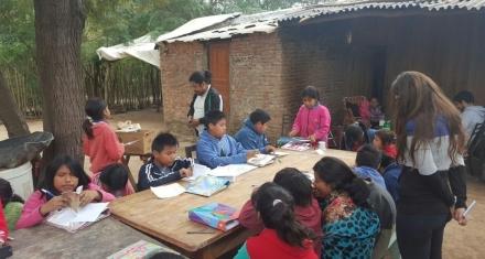 Escuela de idiomas originarios en Salta necesita terminar sus aulas