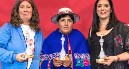 Premio Mujeres Solidarias de Fundación AVON 2018