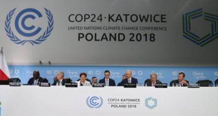 La ONU pide acción inmediata contra el cambio climático