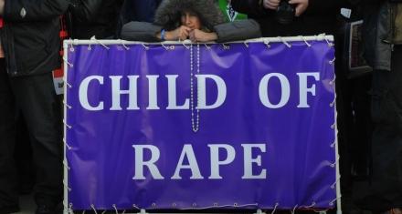 Violadores pueden reclamar la custodia de los niños que nacieron fruto de la violación