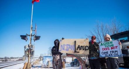 Canadá: Gasoducto de 670 kilómetros enfurece a los indígenas