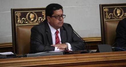 Venezuela: Detienen al vicepresidente del Parlamento