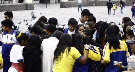 Dirigentes mundiales unidos para proporcionar educación y formación de calidad a los jóvenes