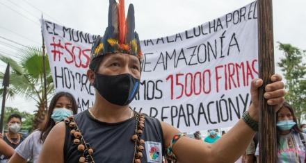 Vertido de petróleo en la Amazonia ecuatoriana: un desastre que se pudo prevenir