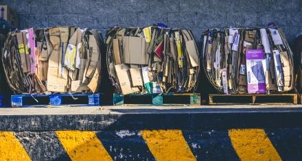 Reciclaje de residuos para impulsar la economía circular