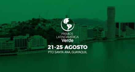 Debate sobre economía circular en los Premios Latinoamérica Verde 2019