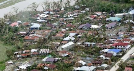 El paso del Mangkhut en Filipinas dejó más de 50 muertos